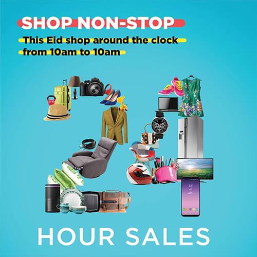 24 Hour Eid Mega Sale